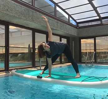 tanit lagüens  sup yoga madrid